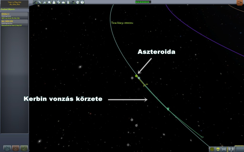 aszteroida 2